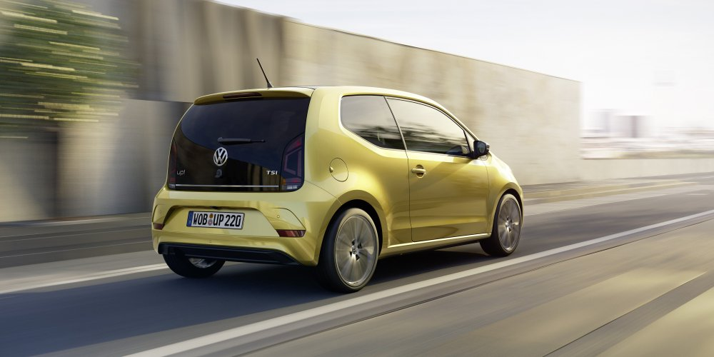 Volkswagen up - 4