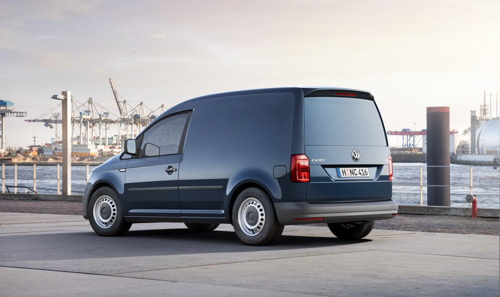 Volkswagen Caddy 8