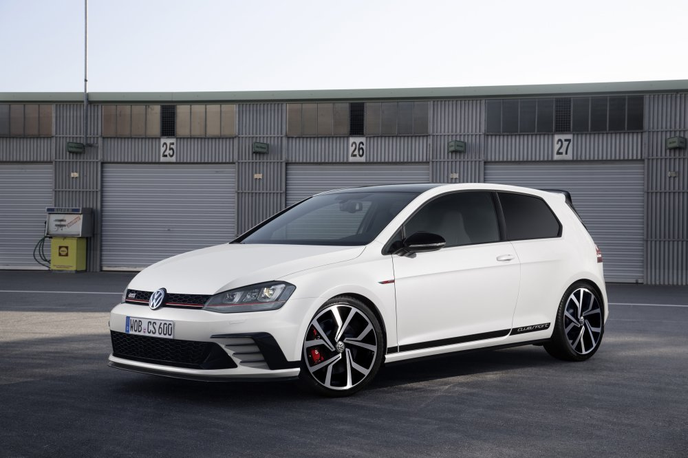 Nowy Golf GTI Clubsport 1