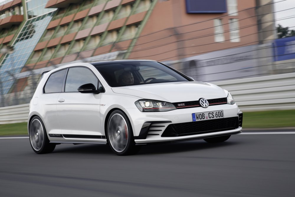 Nowy Golf GTI Clubsport 4