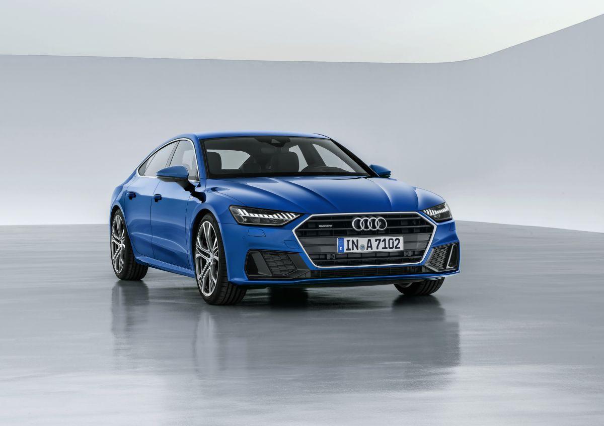 Nowe Audi A7 Sportback Marki Samochodowe Marki Samochodowe